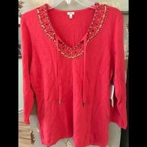 Ladies sweater/Reba